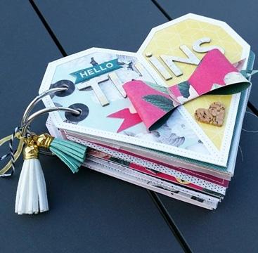 como hacer un album de recuerdos creativo
