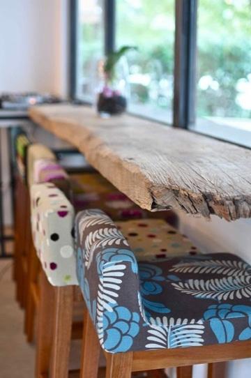 Te ense amos como hacer una barra de bar casera perfecta for Como hacer un bar de madera