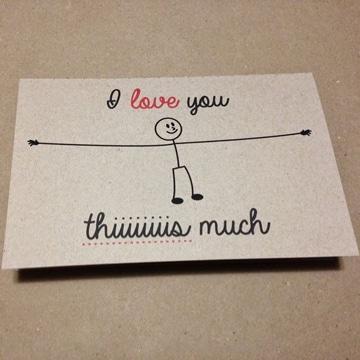 dibujos para una carta de amor super sencilla
