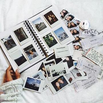 ideas para hacer un album de fotos