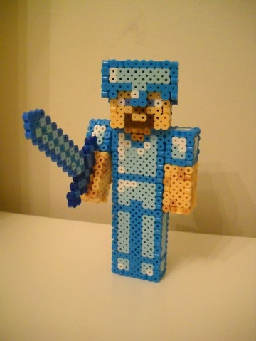 imagenes de lego minecraft steve