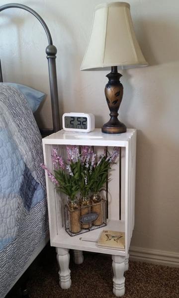 Equipa tu cuarto con usando mesas con cajas de madera manualidades para hacer en casa - Mesas con cajas de madera ...
