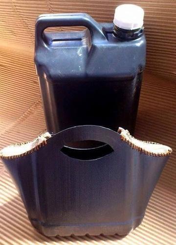 proyectos de reciclaje de plastico sencillos