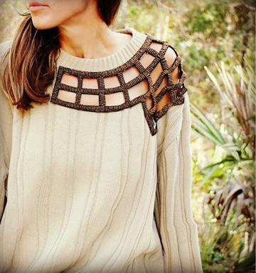 como hacer blusas faciles y bonitas reciclando