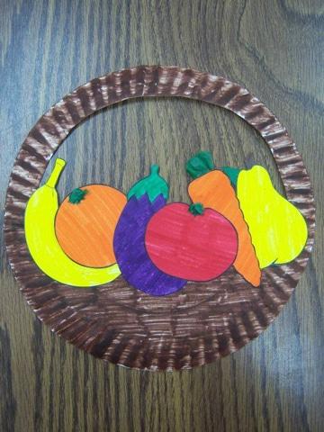 como hacer frutas de papel manualidades escolares