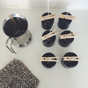como hacer mechas para velas caseras