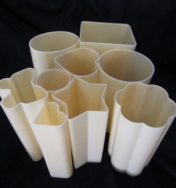 como hacer moldes para velas geometricos