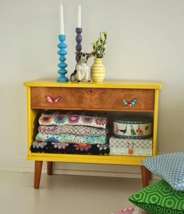 Sorpr ndete con estas ideas para restaurar muebles - Muebles viejos para restaurar ...