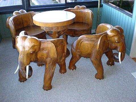imagenes de tallados en madera para mobiliario