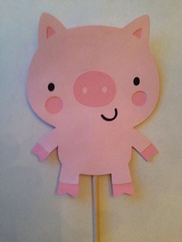 moldes de animales en foami para niños sencillos