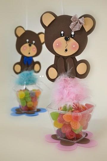 regalos para el dia del niño manualidades con dulces