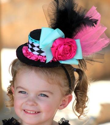 sombreros decorados para niños super lindos