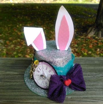 sombreros decorados para niños tematico