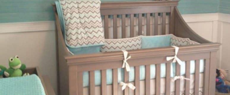 Decorar cunas para bebe simple tules y mosquiteros fotos for Como decorar una casa de madera