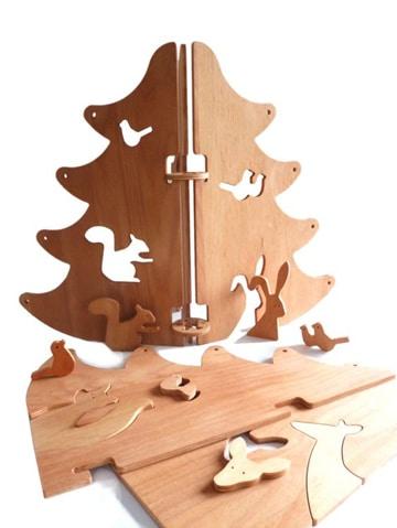 figuras de madera para manualidades didacticas