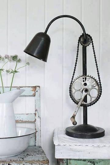 imagenes de lamparas recicladas muy originales