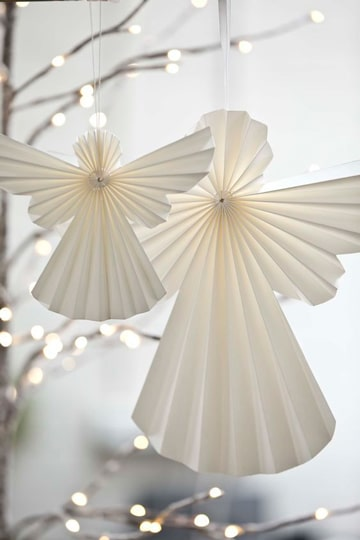 manualidades con hojas blancas faciles