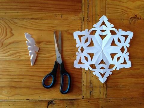manualidades con hojas blancas tutorial