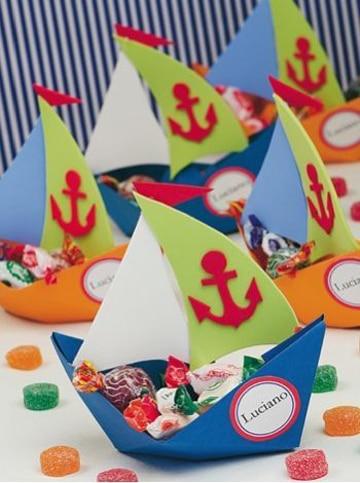 manualidades para el dia del niño en foami con dulces