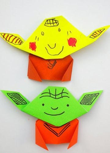 papiroflexia para niños de primaria sencillos
