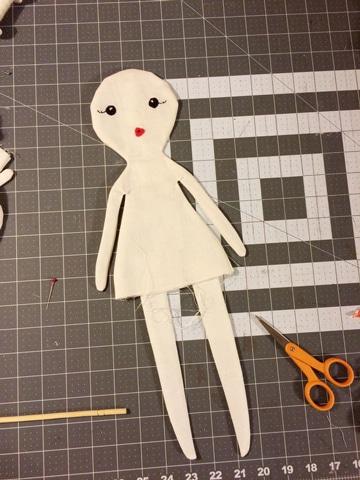patrones para hacer muñecas de trapo caseras