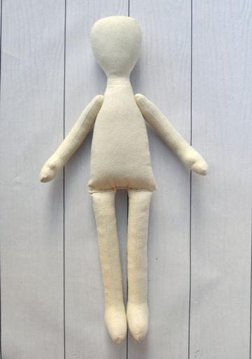 patrones para hacer muñecas de trapo faciles