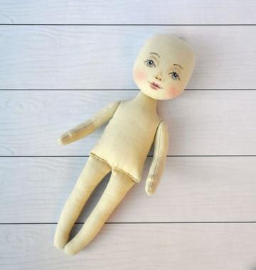 patrones para hacer muñecas de trapo infantiles