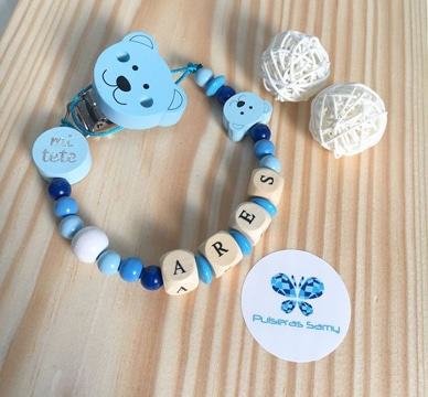pulseras para bebes recien nacidos personalizadas