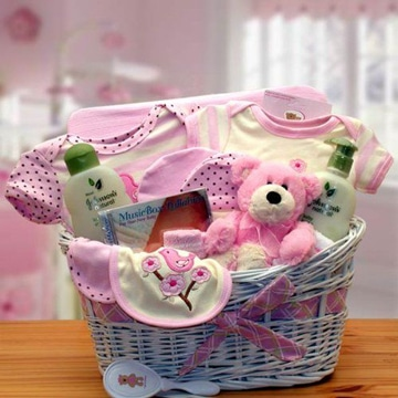 canastas para baby shower super lindas