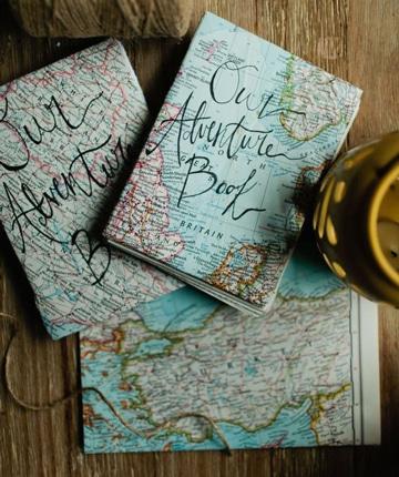 diseños para forrar cuadernos de viajeros