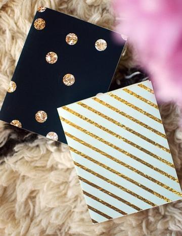 diseños para forrar cuadernos femeninos