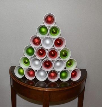 imagenes de adornos navideños economicos