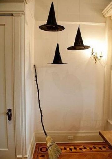 adornos caseros para halloween manualidades