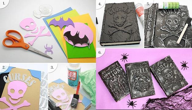 como forrar cuadernos bonitos para niños