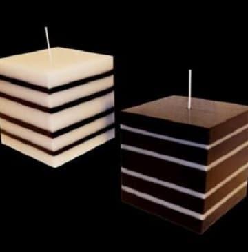 como se hacen las velas aromaticas decorativas