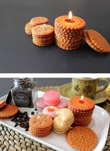 como se hacen las velas aromaticas diseños