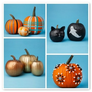 decoracion de calabazas para halloween ideas
