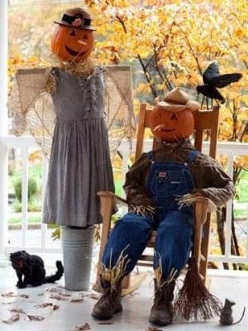 decoracion de calabazas para halloween originales