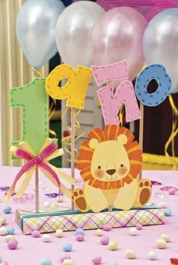 decoracion en foami para cumpleaños para niño (1)