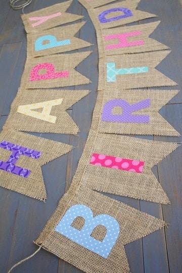 letras en cartulina para carteles cumpleaños