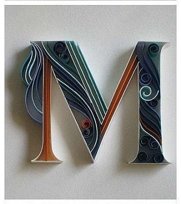 letras en cartulina para carteles para nombre