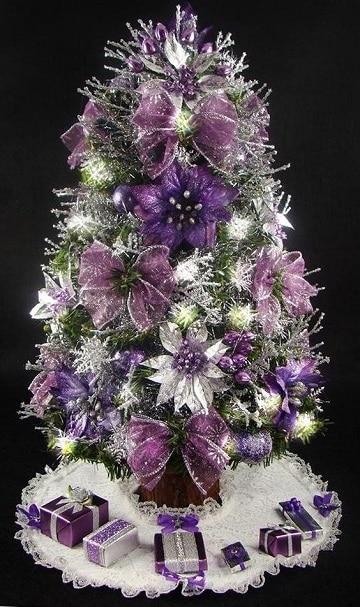 arbol de navidad con regalos diseños