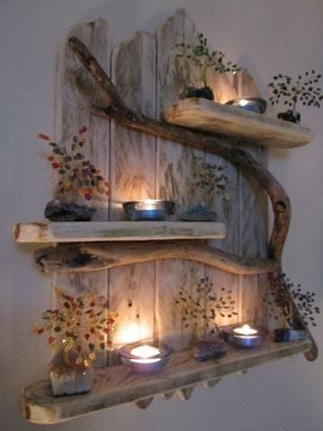 Las artesanias en madera paso a paso se toman tus espacios - Manualidades de madera paso a paso ...