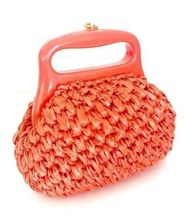 bolsas de rafia hechas a mano pequeñas