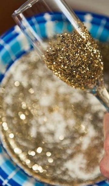 como decorar copas de cristal para bodas