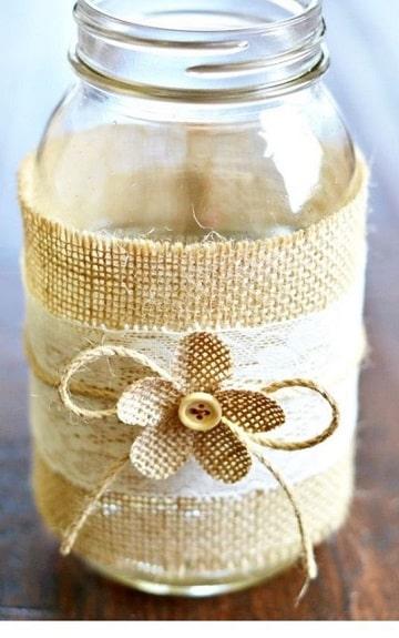 como decorar frascos de compota ideas