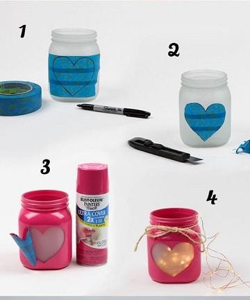 como decorar frascos de compota para obsequiar