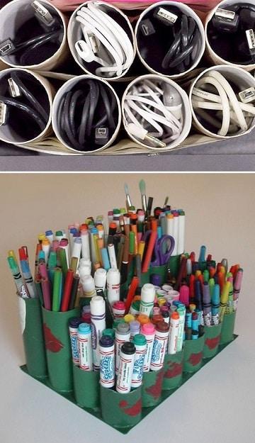 como hacer trabajos de reciclaje para la escuela
