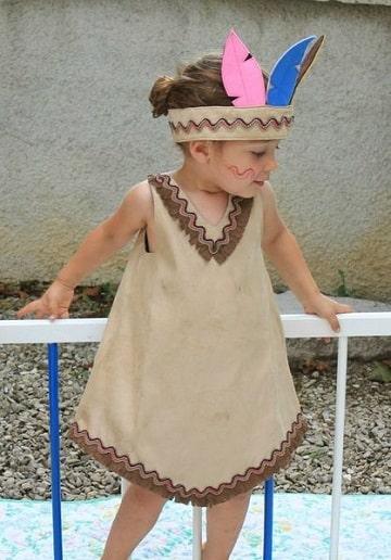 disfraces baratos para niños sencillos