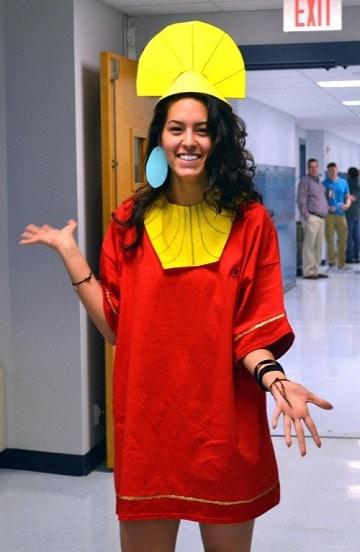 disfraces de halloween caseros y originales para mujeres